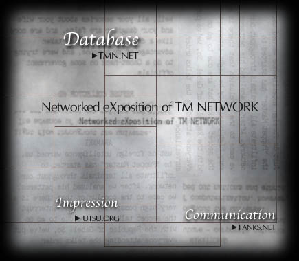 Networked eXposition of TM NETWORK